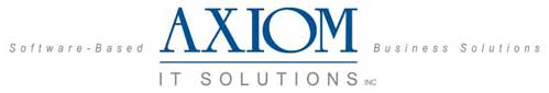 Axiom IT Solutions, Inc - Software-based Business Solutions. IT consultants headquartered in Missoula, Montana.